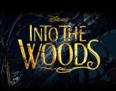 Crop of the Poster for Disney's Into the Woods