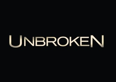 Crop of the Poster for Unbroken