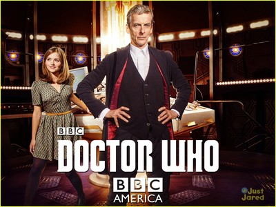 Doctor Who Season 8 Poster