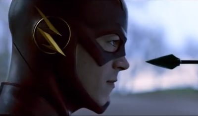 Grant Gustin stars in The Flash on the CW