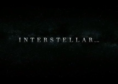 Interstellar, a film by Christopher Nolan