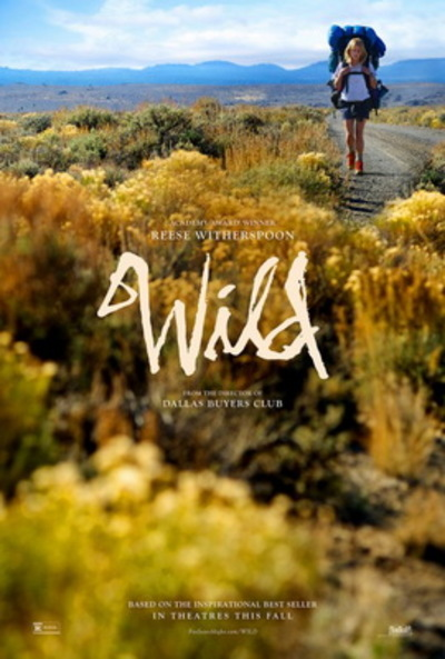Poster for Wild Starring Reese Witherspoon