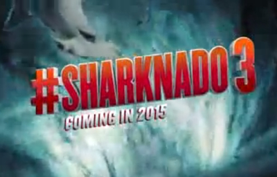 Sharknado 3 coming in 2015