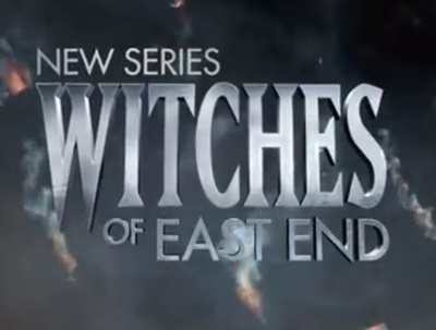 Witches of East End the TV Series